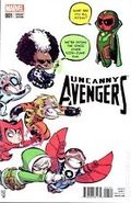 Uncanny Avengers (2014 Marvel) 2nd Series 1YOUNG