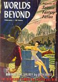 Worlds Beyond (1950-1951 Hillman Periodicals) Pulp Vol. 1 #3