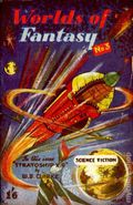 Worlds of Fantasy (1950 John Spencer & Co.) UK Pulp 3