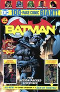 DC 100-Page Comic Giant Batman (2018 DC) Walmart Edition 3