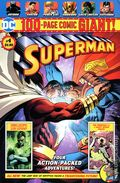 DC 100-Page Comic Giant Superman (2018 DC) Walmart Edition 4