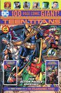 DC 100-Page Comic Giant Teen Titans (2018 DC) Walmart Edition 3