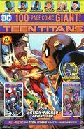DC 100-Page Comic Giant Teen Titans (2018 DC) Walmart Edition 4