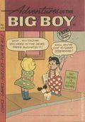 Adventures of the Big Boy (1957-1996 Webs Adv. Corp.) Restaurant Promo 103
