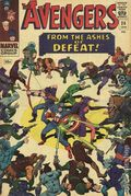 Avengers (1963 1st Series) UK Edition 24UK