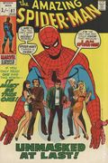 Amazing Spider-Man (1963 1st Series) UK Edition 87UK