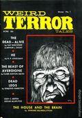 Weird Terror Tales (1969-1970 Health Knowledge) Pulp Vol. 1 #1