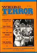 Weird Terror Tales (1969-1970 Health Knowledge) Pulp Vol. 1 #3