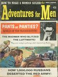 Adventure for Men (1965-1974 Jalart House) Oct 1965