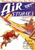 Air Stories (1927-1939 Fiction House) Pulp Vol. 1 #1