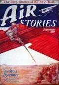Air Stories (1927-1939 Fiction House) Pulp Vol. 1 #2