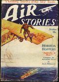 Air Stories (1927-1939 Fiction House) Pulp Vol. 1 #3