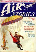 Air Stories (1927-1939 Fiction House) Pulp Vol. 1 #4