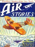 Air Stories (1927-1939 Fiction House) Pulp Vol. 1 #5