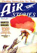 Air Stories (1927-1939 Fiction House) Pulp Vol. 1 #8