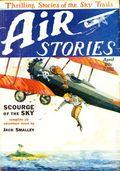 Air Stories (1927-1939 Fiction House) Pulp Vol. 1 #9