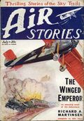 Air Stories (1927-1939 Fiction House) Pulp Vol. 1 #12