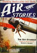 Air Stories (1927-1939 Fiction House) Pulp Vol. 2 #2