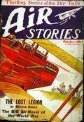 Air Stories (1927-1939 Fiction House) Pulp Vol. 2 #3