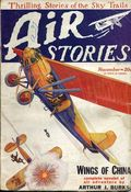 Air Stories (1927-1939 Fiction House) Pulp Vol. 2 #4