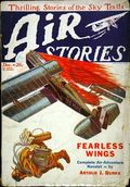 Air Stories (1927-1939 Fiction House) Pulp Vol. 2 #5