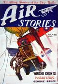 Air Stories (1927-1939 Fiction House) Pulp Vol. 2 #6