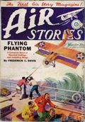 Air Stories (1927-1939 Fiction House) Pulp Vol. 2 #8