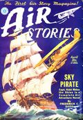 Air Stories (1927-1939 Fiction House) Pulp Vol. 2 #9
