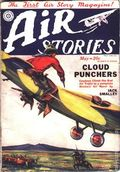Air Stories (1927-1939 Fiction House) Pulp Vol. 2 #10
