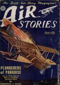 Air Stories (1927-1939 Fiction House) Pulp Vol. 2 #11