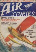 Air Stories (1927-1939 Fiction House) Pulp Vol. 2 #12