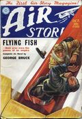 Air Stories (1927-1939 Fiction House) Pulp Vol. 3 #3