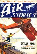 Air Stories (1927-1939 Fiction House) Pulp Vol. 3 #4