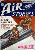 Air Stories (1927-1939 Fiction House) Pulp Vol. 3 #5
