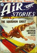 Air Stories (1927-1939 Fiction House) Pulp Vol. 3 #6
