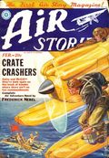 Air Stories (1927-1939 Fiction House) Pulp Vol. 3 #7