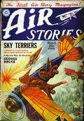 Air Stories (1927-1939 Fiction House) Pulp Vol. 3 #8