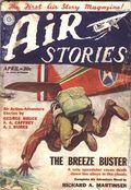 Air Stories (1927-1939 Fiction House) Pulp Vol. 3 #9