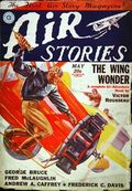 Air Stories (1927-1939 Fiction House) Pulp Vol. 3 #10