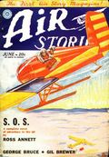 Air Stories (1927-1939 Fiction House) Pulp Vol. 3 #11
