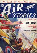Air Stories (1927-1939 Fiction House) Pulp Vol. 3 #12