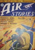 Air Stories (1927-1939 Fiction House) Pulp Vol. 4 #5