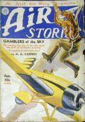 Air Stories (1927-1939 Fiction House) Pulp Vol. 4 #6