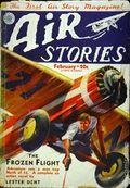 Air Stories (1927-1939 Fiction House) Pulp Vol. 4 #7