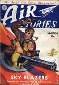 Air Stories (1927-1939 Fiction House) Pulp Vol. 4 #8