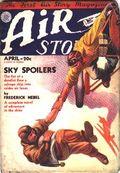 Air Stories (1927-1939 Fiction House) Pulp Vol. 4 #9