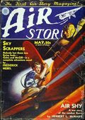 Air Stories (1927-1939 Fiction House) Pulp Vol. 4 #10