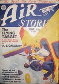 Air Stories (1927-1939 Fiction House) Pulp Vol. 4 #11