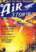 Air Stories (1927-1939 Fiction House) Pulp Vol. 4 #12