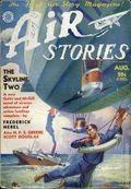 Air Stories (1927-1939 Fiction House) Pulp Vol. 5 #1